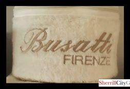 Busatti Florence, Italy
