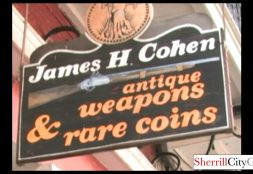 James H. Cohen Antique Weapons