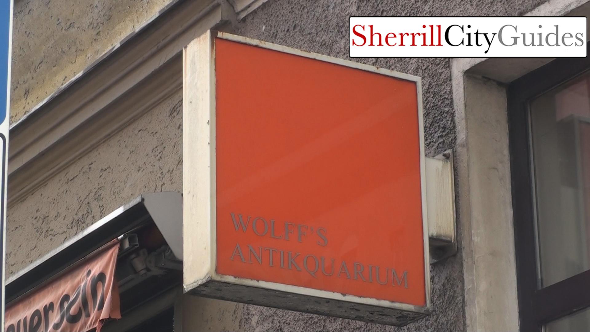 Wolff's Antikquarium