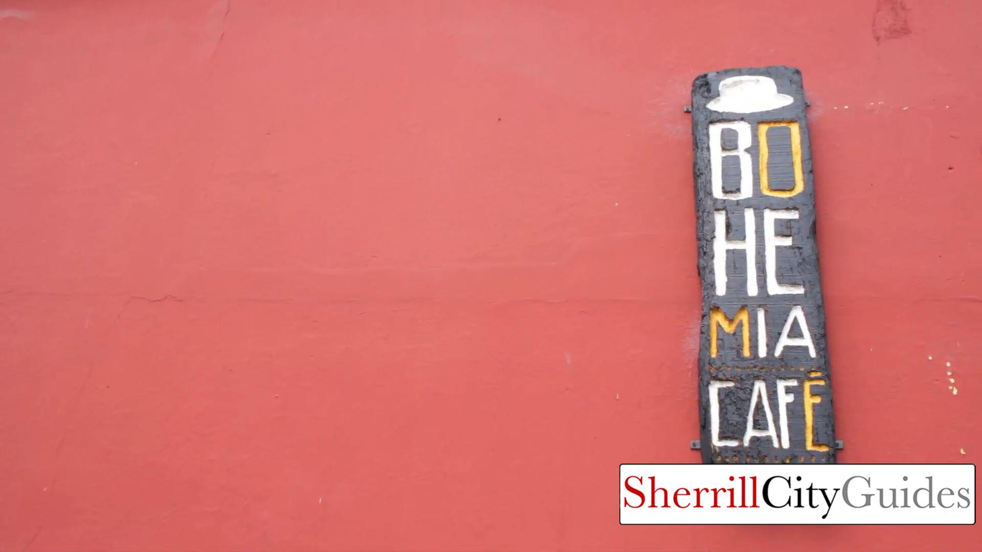 Bohemia Cafe Antigua, Guatemala