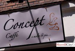 Concept Caffe