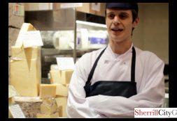 IJ Melis Cheesemongers Edinburgh, Scotland
