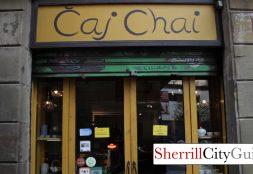Caj Chai-Barcelona Spain