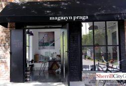 Magazyn Praga