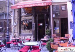 Bruno Wine and Coffee Shop Bucharest, Romania