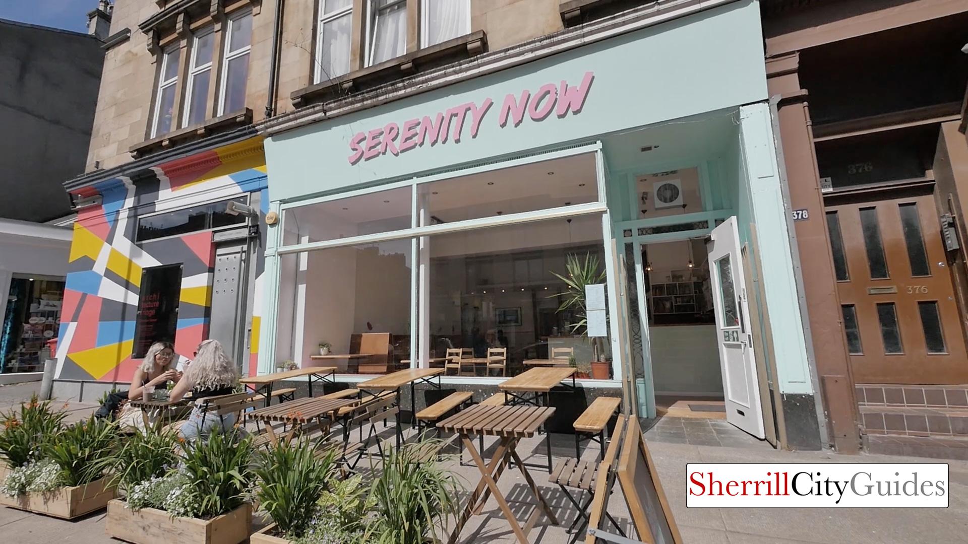 Serenity Now Glasgow, Scotland