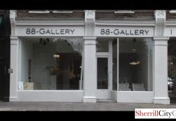 88 Gallery 3 Mid-century modern decorative arts and Italian designs are carried here. Fantastic Italian pieces from the mid-nineteen hundreds are awaiting the discerning collector.