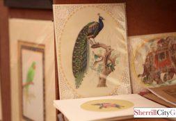 Ajit Bhawan Hand Painting