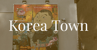 Korea Town New York