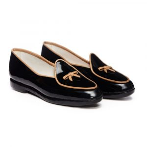 Belgian Shoes Patent Leather