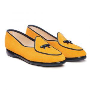 Belgian Shoes Suede