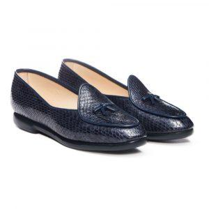 Belgian Shoes Viper Calf