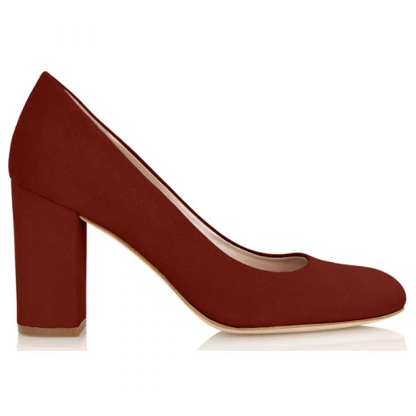 Emmy Shoes Josie Cinnamon