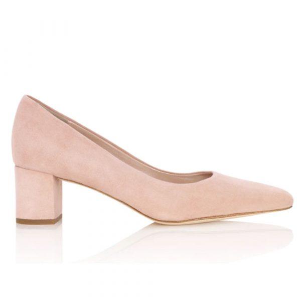 Emmy Shoes Josie Kitten Misty Rose