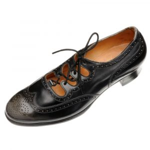JOHN LOBB Brogue Ghillie