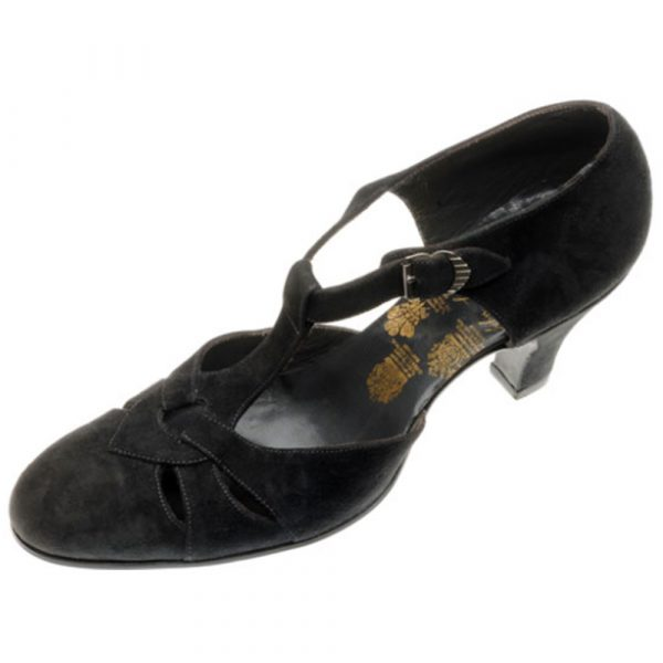 JOHN LOBB T Bar Strap Shoe
