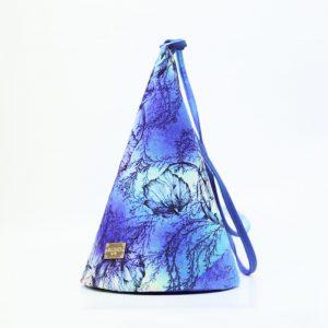 Blind by JW Seaweed Printed Cone Bag