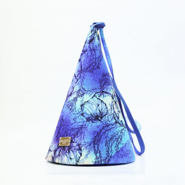 Blind by JW Seaweed Printed Cone Bag