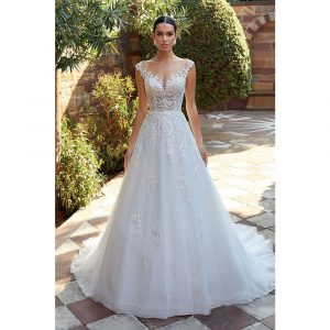 Casa della Sposa Cosmobella - Collection 2021 Style 8048