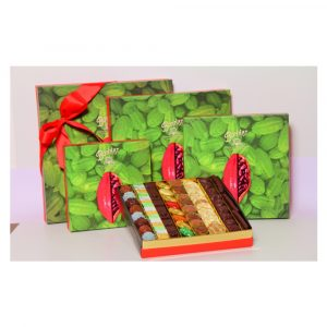 Chocolat Bonnat Paris Cabosse box 1 kg 900