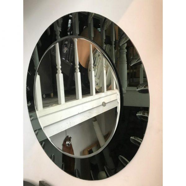 Gallery 25 1960's Italian round mirror