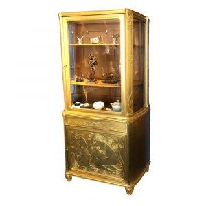 Gronert Kunsthandel Curt Stoeving, The Golden Showcase, 1903
