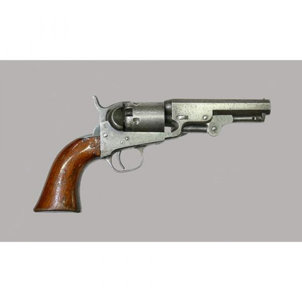 James H. Cohen Antique Weapons Colt Model 1849 Revolver with Small Trigger Guard
