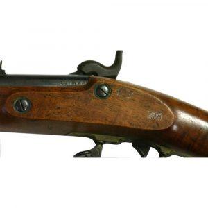 James H. Cohen Antique Weapons Remington Zouave .58 Caliber Rifle