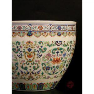 Joyce Gallery Doucai Jar