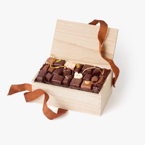 L.A. Burdick Handmade Chocolates Signature Chocolate Assortment