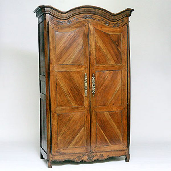 Linda Horn French Country Armoire