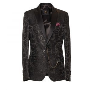 Lords & Fools Tuxedo Jacquard Jacquet