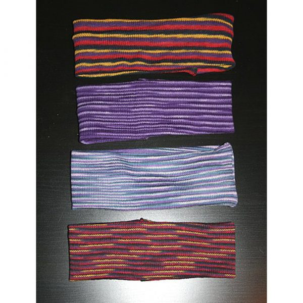 Soul Rebel Ribbon Cotton Headbands