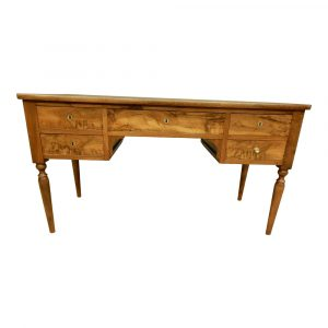 Uptowner Antiques 19th C. French Leather Top Desk