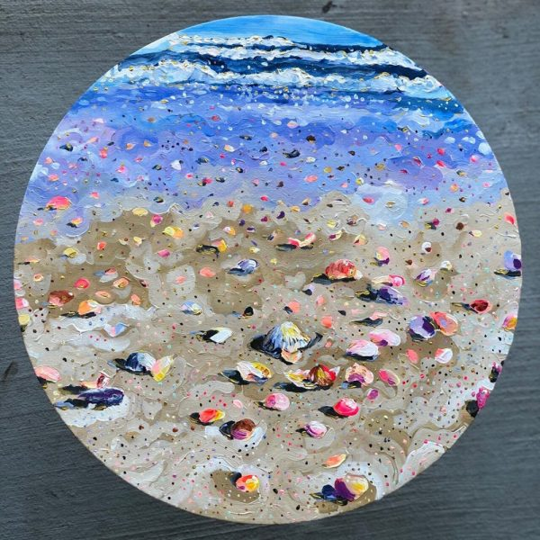 Art For The People Seashells By Kate Fitzpatrick