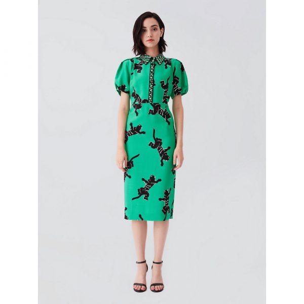Diane Von Furstenberg Elly Cady Dress