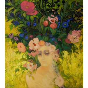 Galerie Jakubska The Secret Garden. Bride I