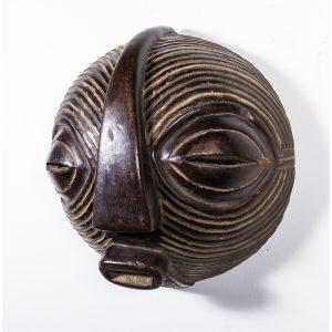 Hemingway Gallery Kifwebe Mask. Luba, D.R. Congo