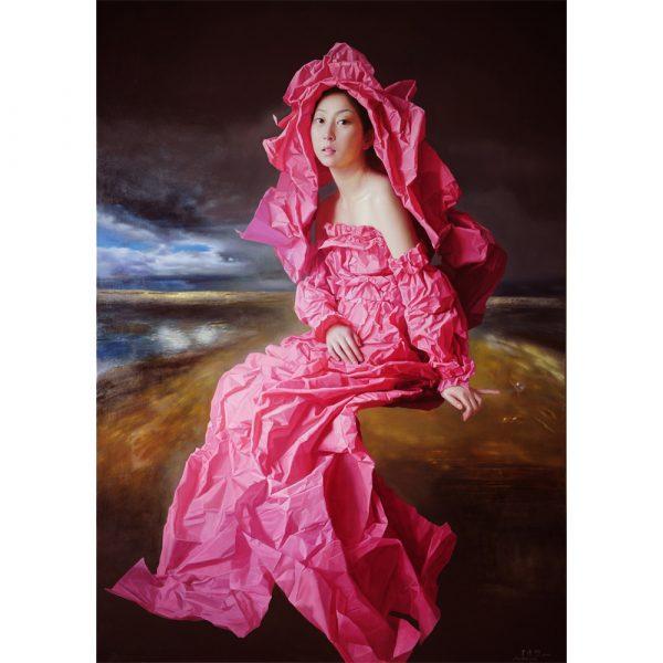 Joyce Gallery Pink Paper Bride