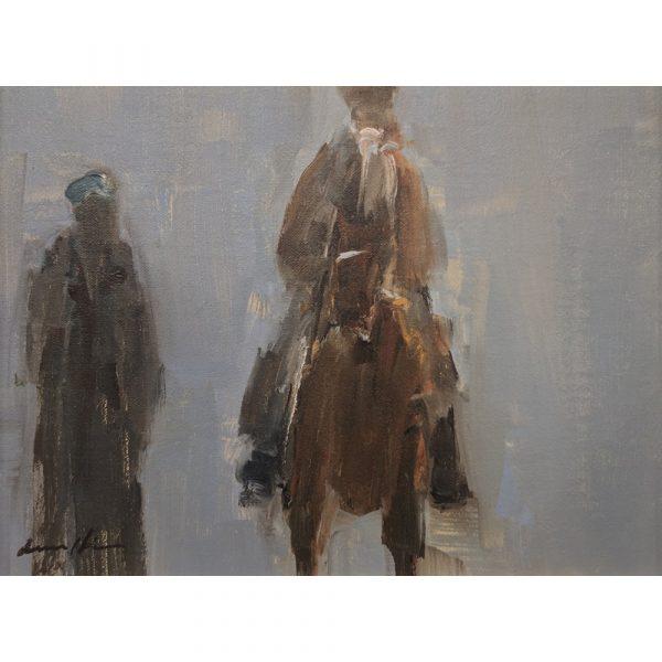 Le Prince Fine Art Deborah R. Hill Crossroads Series 8