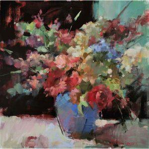Le Prince Fine Art Ingrid Christensen Abundant Bouquet