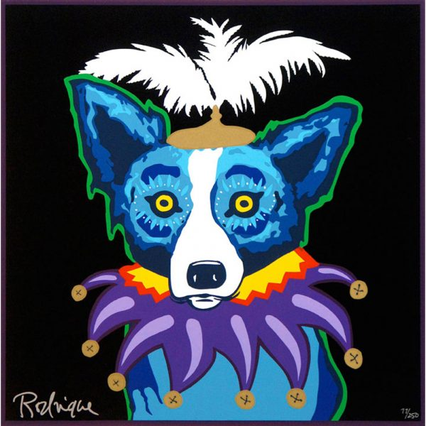Rodrigue Studio Fat Tuesday Girl