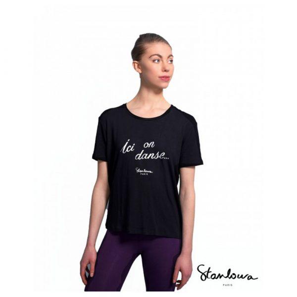 """Stanlowa """"Here We Dance"""" Gala T-shirt"""