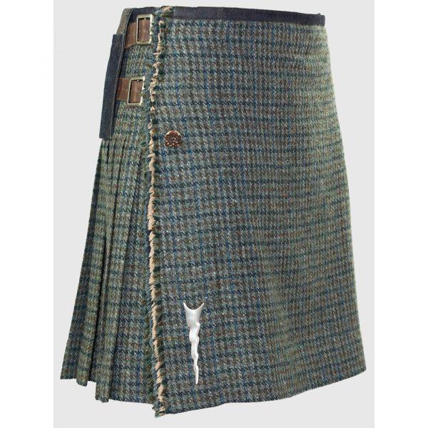 21st Century Kilts Harris Tweed Kilt