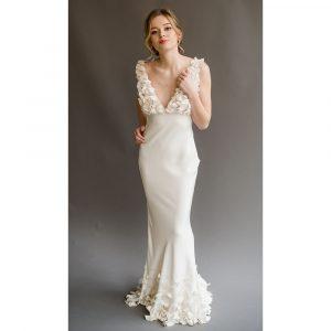 Allison Rodger Petal Dress