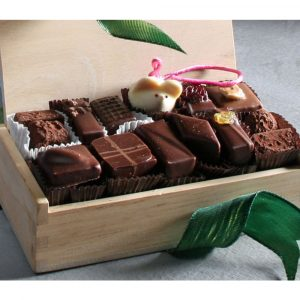 Amy's Bread L.A. Burdick Handmade Chocolates