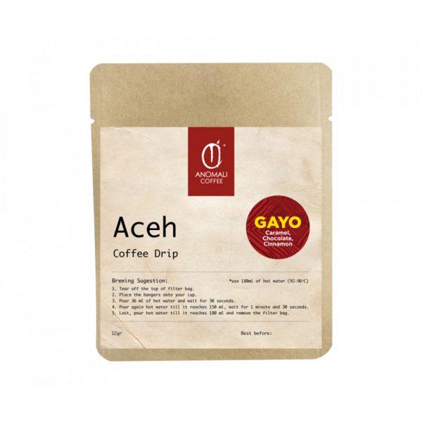 Anomali Coffee Coffee Drip - Aceh Gayo