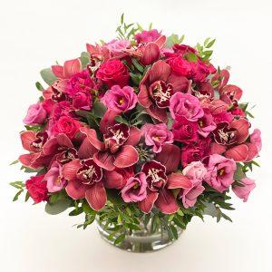 Arioso Stunning Orchid Bouquet