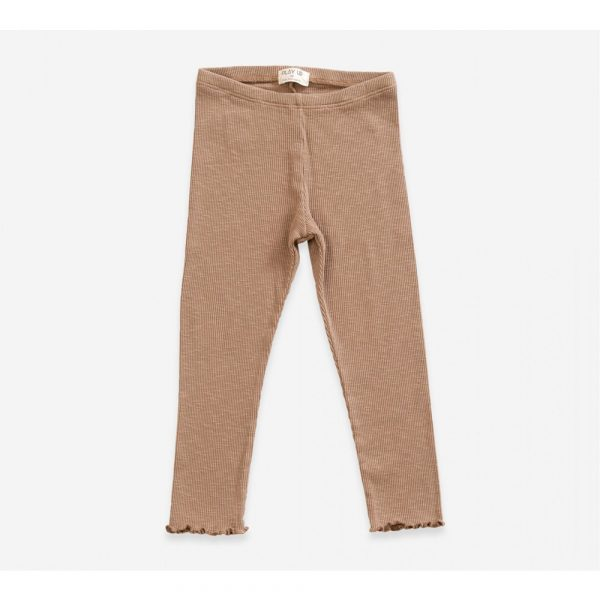Auryn Play Up - Leggings Camel Organic Cotton