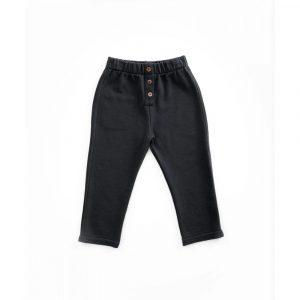 Auryn Play Up - Pants Organic Cotton, Dark Gray